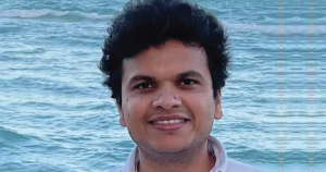 Photo of Anshul, founder of Accern