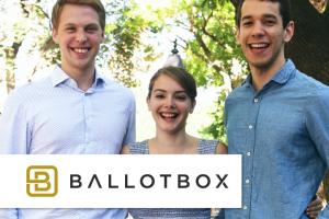 Photo and logo of Ballotbox
