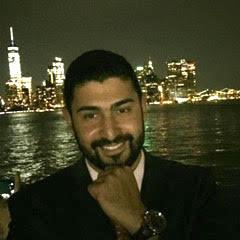 Arash Asady (Stern '18) from EMCEE