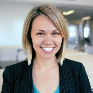 Brittany Laughlin (Stern '07), Partner at Lattice Ventures