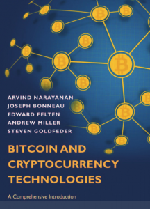 "Image of the book ""Bitcoin and Cryptocurrency Technologies: A Comprehensive Introduction"""