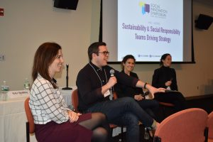 NYU Social Innovation Symposium. Image by Colleen Gearns.