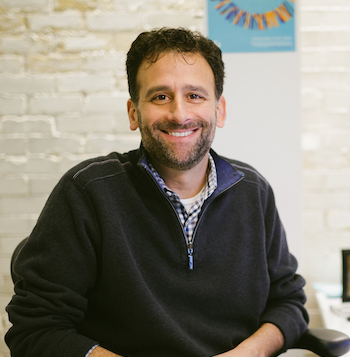 Image of Frank Rimalovski, Executive Director of the NYU Entrepreneurial Institute