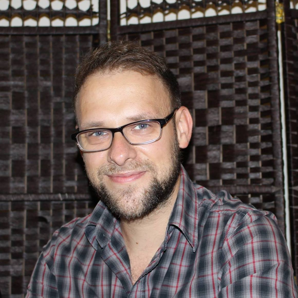 Image of Sergei Revzin, the Institute's newest Venture Associate.
