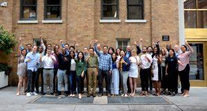 Photo of NYU Faculty Startup Print Cohort