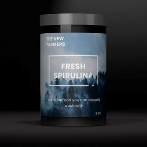 Photo of Spirulina by We Are The New Farmes