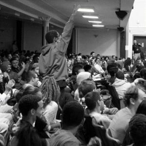 Photo of crowd