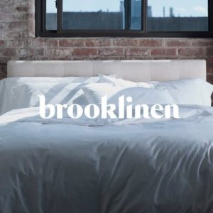 Photo of sheets by Brooklinen
