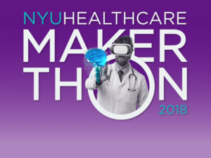 NYU Healthcare Makerthon