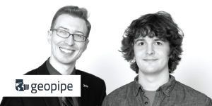 Photo of Geopipe founders