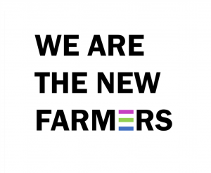 We Are The New Farmers logo