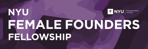 NYU Female Founders Fellowship logo
