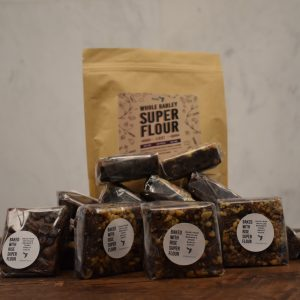 Rise Products brownies with nuts