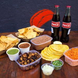 Otto's tacos taco ingredients
