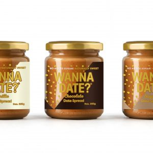 Wanna Date? jars of date butter
