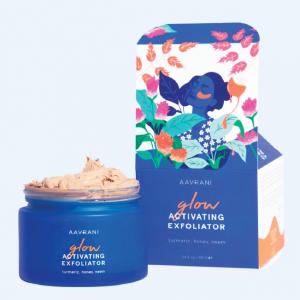 scrub and cream by Aavrani