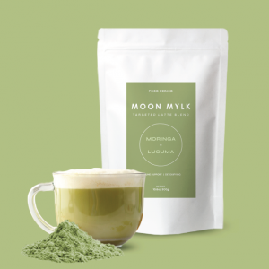 healthy superfood latte mix by Food Period