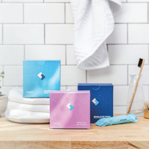 Sustain Natural period products like tampons and pads
