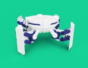 CYOCRAWLER product rendering