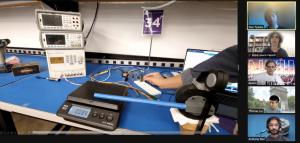 Quadruped Robot's process photos